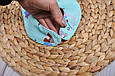 Слюнявчик-треугольник, индиана, фото 6