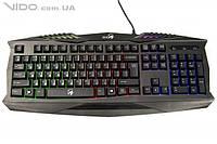 Клавиатура Genius Scorpion K220 USB Black Ukr