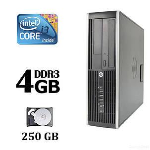 HP Compaq 8200 Elite Desktop / Intel® Core™ i3-2100 (2 (4) ядра по 3.1 GHz) / 4 GB DDR3 / 250 GB HDD, фото 2