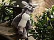 Мягкая игрушка sigikid Beasts Ослик 24 см 38482SK, фото 4