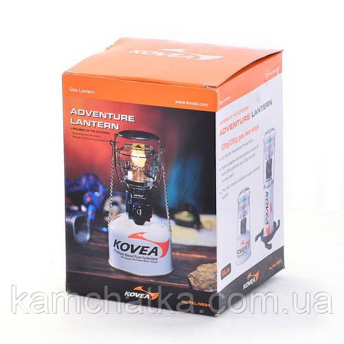 Лампы газовые Kovea Power Lantern