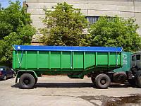 Автопокрывала на зерновоз Харьков