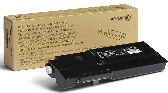 Тонер картридж Xerox VL C400/405 Black (10500 стр)