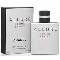 Уценка Chanel Allure homme Sport EDT 100 ml (лиц.) - брак упаковки, фото 1