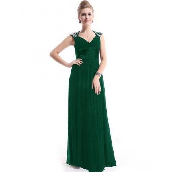 РАСПРОДАЖА! Зеленое Платье с Мерцающими Пайетками — в Категории ... 7aa0bb74fe170