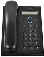 Проводной IP-телефон Cisco UC Phone 3905 SIP, Charcoal, Standard Handset