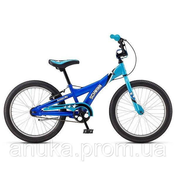 "Велосипед 20"" Schwinn Aerostar Boys 2014 blue"
