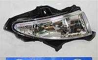 Фара противотуманная Hyundai Elantra 08 левая