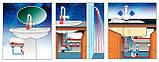 Проточный водонагреватель Atmor InLine 7 кВт замена на Wijas, фото 4