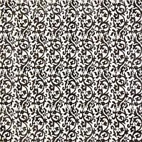 Салфетки декупажные чёрно-белый орнамент 2011