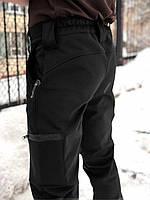 Брюки Softshell GROM Black