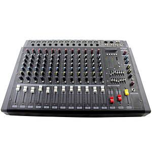 Аудио микшер Mixer BT 1208D c bluetooth
