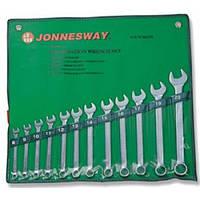 Набор ключей комбинированных 10-32мм, 12 предметов, W26112SA (Jonnesway, Тайвань)