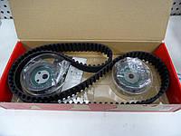 Ремень ГРМ ролик комплект ВАЗ 2110 1.5 / 1.6 16 V, Gates K015539 с роликами