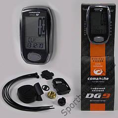 Беспроводной велокомпьютерComanche DG 9