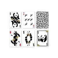 Карты для игры в покер USPCC Панды krut0661, КОД: 258487