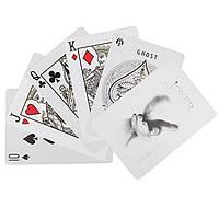 Карты для игры в покер Ellusionist Bicycle Ghost Legacy krut0651, КОД: 258490