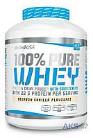 Протеин BioTech USA 100% Pure Whey - 2270g каштан