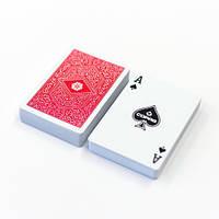 Карты для игры в покер Cartamundi Красный krut06891, КОД: 258515