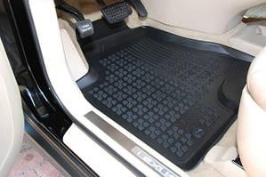 Полиуретановые ковры VOLKSWAGEN SHARAN / ALHAMBRA / GALAXY с 2011- / цвет:черный