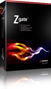 Zecurion Zgate - предотвращение утечек конфиденциальной информации