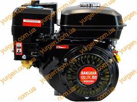 Бензиновый двигатель Sakuma SGE200 для мотоблока