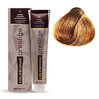 Краска для волос Brelil Colorianne Prestige 7/30 натуральный блондин золотистый 100 мл