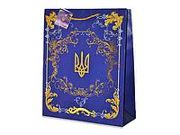 Упаковка з гербом України (44 см* 33 см*10 см)