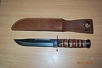 Нож морской пехоты USMC Fox Outdoor
