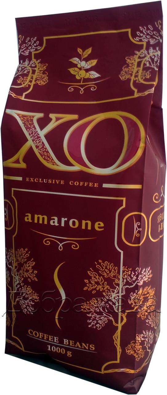 Кофе в зернах XO Amarone (50% Арабика) 1 кг.