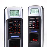 Биометрическая система контроля доступа и учета рабочего времени BioLite Net, TCP/IP, защита IP65