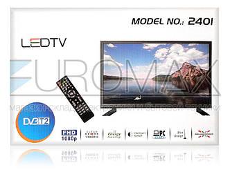 Телевизор LED диагональ 24 DVB-T2 2401