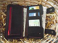 Портмоне-кейс (кошелек, клатч, гаманець) Chance, натуральна шкіра, ручна робота