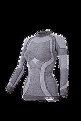 Женская термокофта Haster Merino Wool L XL Черная, КОД: 124792