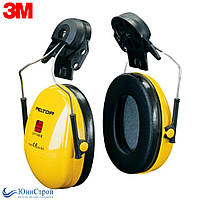 Навушники для будівельної каски 3М Peltor