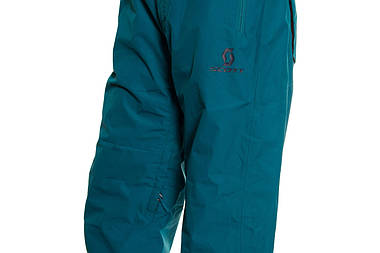 Чоловічі гірськолижні штани Scott Walsh Blue S, фото 3