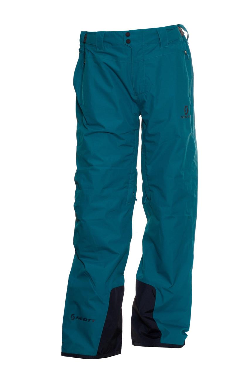 Чоловічі гірськолижні штани Scott Walsh Blue S
