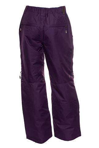 Чоловічі гірськолижні штани Orage Seamus L Violet, фото 2