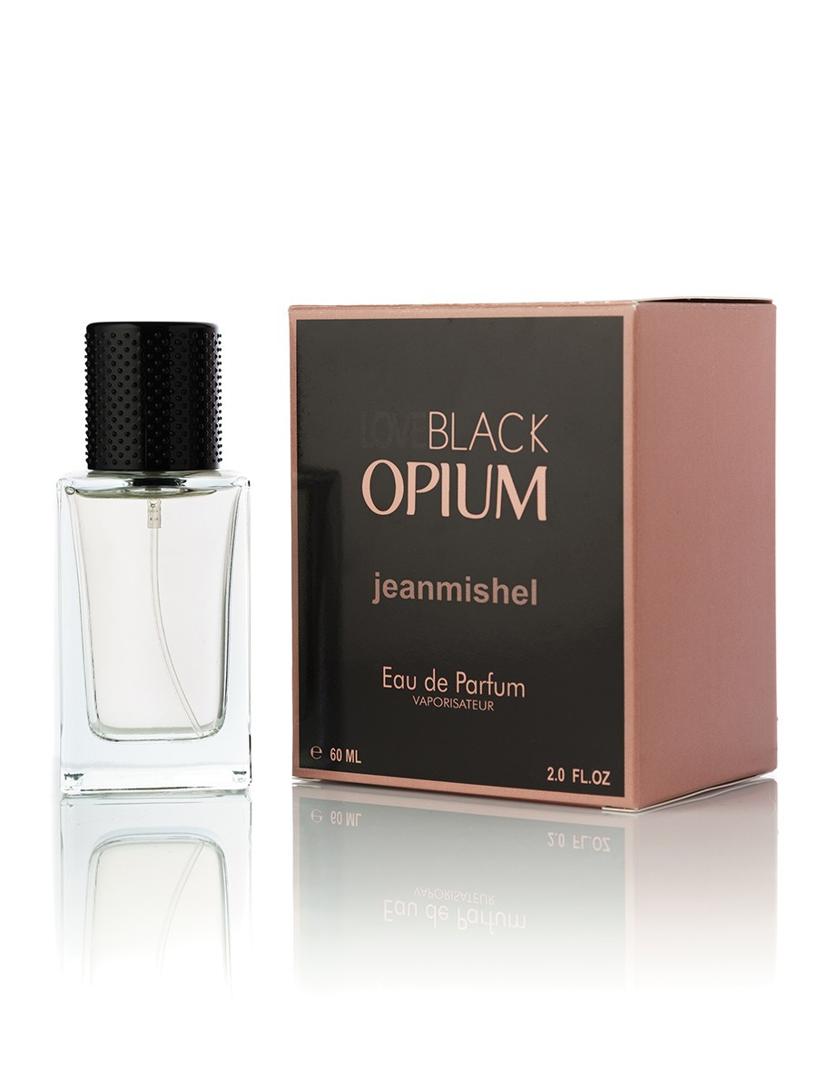 JEANMISHEL LOVE BLACK OPIUME EDP 60ML