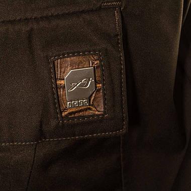 Чоловічі гірськолижні штани Orage Morph L Brown, фото 3