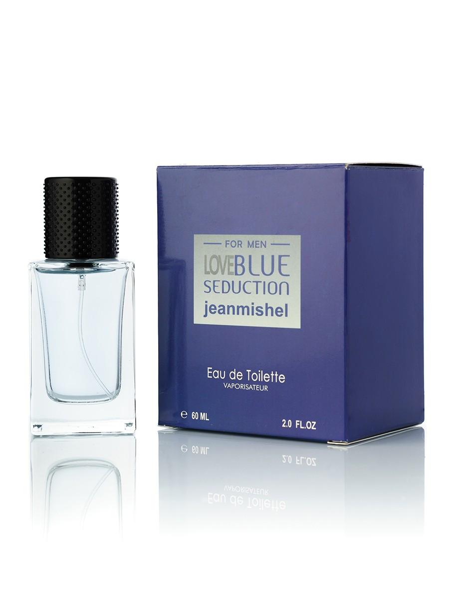 JEANMISHEL LOVE BLUE SEDUCTION FOR MAN EDT 60ML