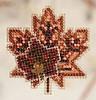 Набор для вышивки Mill Hill Maple Leaves/ Кленовые листья