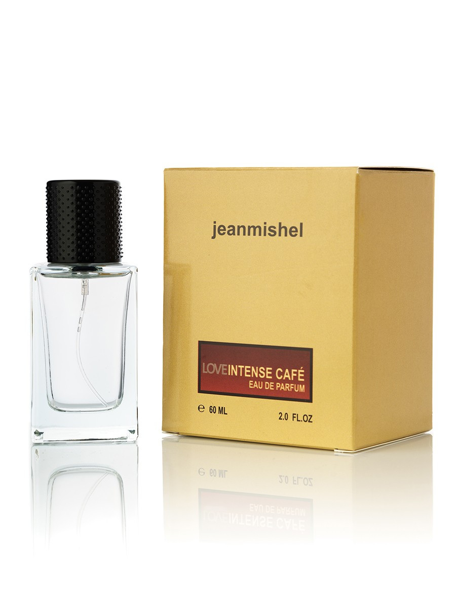 JEANMISHEL LOVE INTENSE CAFE EDP 60ML