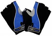 Перчатки без пальцев In Motion NC-1206-2010 синий S