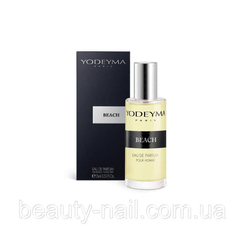 BEACH парфуми чоловічі Yodeyma 15 мл