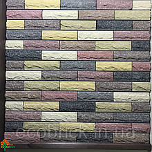 Плитка фасадная для облицовки 250х22х65