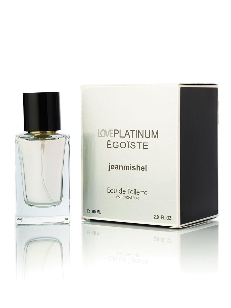 JEANMISHEL LOVE PLATINUM EGOISTE EDT 60ML