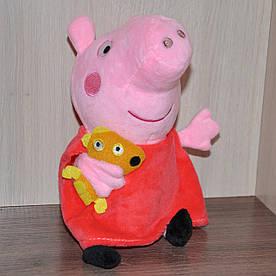 "Мягкая игрушка ""Свинка Пеппа"" 25 см"