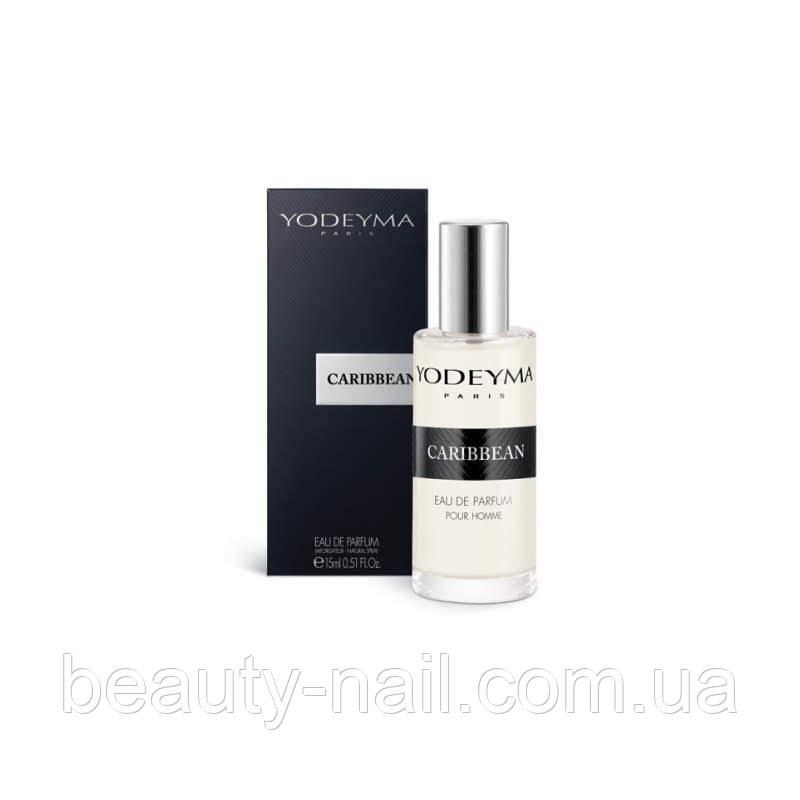 CARIBBEAN парфуми чоловічі Yodeyma 15 мл