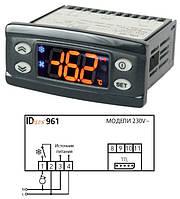 Контроллер температуры Eliwell Plus 961 (Италия)